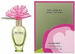 Voňavky, Parfémy, kozmetika Marc Jacobs Oh Lola! Sunsheer - Parfumovaná voda
