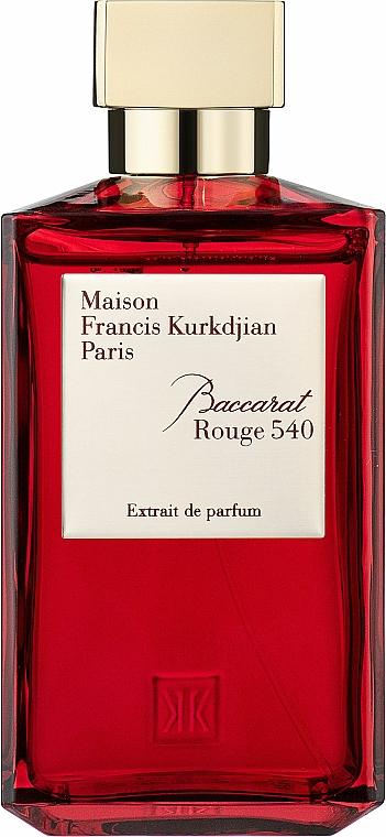 Maison Francis Kurkdjian Baccarat Rouge 540 Extrait de Parfum - Parfum