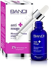Voňavky, Parfémy, kozmetika Koncentrovaná ampulka - Bandi Medical Expert Anti Rouge Concentrated Ampoule
