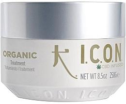 Voňavky, Parfémy, kozmetika Organická maska na vlasy - I.C.O.N. Organic Treatment