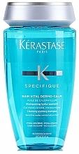 Voňavky, Parfémy, kozmetika Šampón pre normálne a zmiešané vlasy - Kérastase Specifique Bain Vital Dermo-Calm