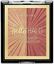 Voňavky, Parfémy, kozmetika Dvojita lícenka a rozjasňovač - Wet N Wild MegaGlo Blushlighter