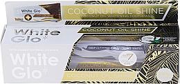 Voňavky, Parfémy, kozmetika Sada - White Glo (toothpaste/120ml + toothbrush)