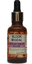 """Voňavky, Parfémy, kozmetika Prírodný olej """"Mandle"""" - Biomika Oil Almond"""
