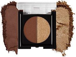 Voňavky, Parfémy, kozmetika Očné tiene - Milani Eyeshadow Duo