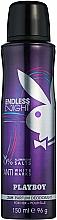 Voňavky, Parfémy, kozmetika Playboy Endless Night For Her - Deodorant v spreji na telo