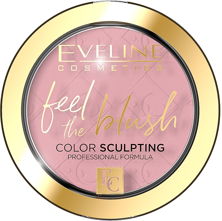 Lícenka - Eveline Cosmetics Feel The Blush