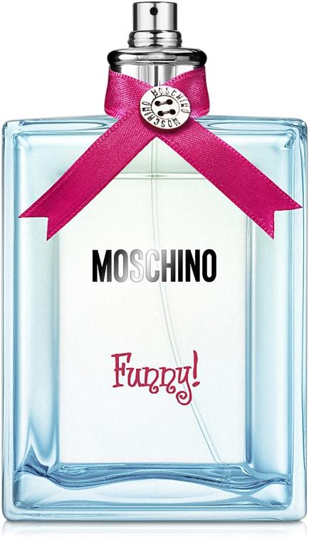 Moschino Funny - Toaletná voda (tester) — Obrázky N1
