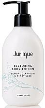 Voňavky, Parfémy, kozmetika Obnovujúci telový krém s citronovým extraktom - Jurlique Restoring Body Lotion Lemon Geranium and Clary Sage