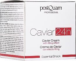 Voňavky, Parfémy, kozmetika Krém s liftingovým efektom - Postquam Caviar 24h Cream Lifting Effect