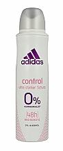 Voňavky, Parfémy, kozmetika Deodorant bez hliníka  - Adidas Control 48h Deodorant