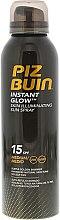 Voňavky, Parfémy, kozmetika Sprej opaľovací efekt žiary - Piz Buin Instant Glow Skin Illuminating Sun Spray SPF15