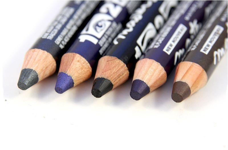 Tieňová ceruzka - Maybelline Master Smoky Shadow Pencil — Obrázky N3