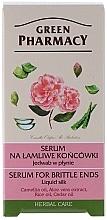 Voňavky, Parfémy, kozmetika Hodvábne sérum na vlasy - Green Pharmacy