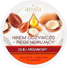 Voňavky, Parfémy, kozmetika Výživný krém s arganovým olejom - Anida Pharmacy Argan Oil Nourishing Cream