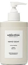 Voňavky, Parfémy, kozmetika Mydlo na ruky - Estelle & Thild Citrus Menthe Citrus Menthe Hand Soap