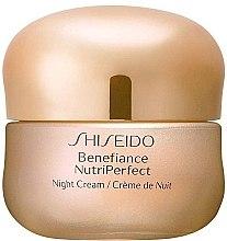 Voňavky, Parfémy, kozmetika Nočný krém na tvár - Shiseido Benefiance NutriPerfect Night Cream
