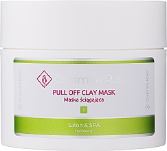 Voňavky, Parfémy, kozmetika Hlinená maska na tvár - Charmine Rose Pull Off Clay Mask