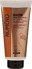 Voňavky, Parfémy, kozmetika Regeneračná maska na vlasy s ovseným extraktom - Brelil Numero Total Repair Mask