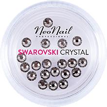 Voňavky, Parfémy, kozmetika Kamienky pre nechtový dizajn - NeoNail Professional Swarovski Crystal SS10 (20 ks)