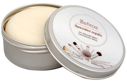 Mydlo na čistenie kefiek - Sefiros