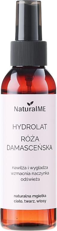 """Hydrolat """"Damašková ruža"""" - NaturalME"""