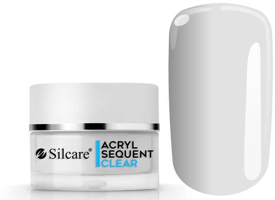Akryl na nechty, 36 g - Silcare Sequent LUX