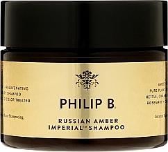 """Voňavky, Parfémy, kozmetika Šampón na vlasy """"Ruský jantár"""" - Philip B Russian Amber Imperial Shampoo"""