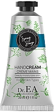 Voňavky, Parfémy, kozmetika Hydratačný krém na ruky - Dr.EA Spring Breeze Hand Cream