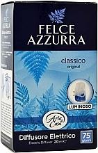 Voňavky, Parfémy, kozmetika Elektrický difúzor - Felce Azzurra Classico