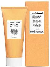 Voňavky, Parfémy, kozmetika Krém na tvár po opaľovaní - Comfort Zone Sun Soul Face Cream Aftersun