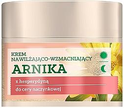 Voňavky, Parfémy, kozmetika Hydratačný krém s arnikou - Farmona Herbal Care Arnica Moisturizing Cream