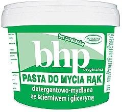 Voňavky, Parfémy, kozmetika Pasta na umývanie rúk s glycerínom - BHP Handwashing Paste