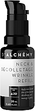 Voňavky, Parfémy, kozmetika Výplň vrások na krk a dekolt - D'Alchemy Neck & Decolletage Wrinkle Refill