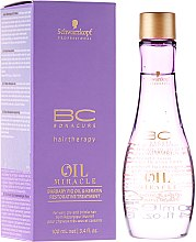 Voňavky, Parfémy, kozmetika Regeneračný olej s keratínom - Schwarzkopf Professional Bonacure Oil & Micro Keratin