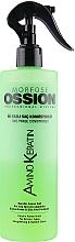 Voňavky, Parfémy, kozmetika Dvojfázový kondicionér na vlasy s keratínom - Morfose Ossion Amino Keratin Two Phase Hair Conditioner