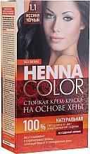 Voňavky, Parfémy, kozmetika Odolná krém-farba s hennou na vlasy - Fito Kosmetik Henna Color