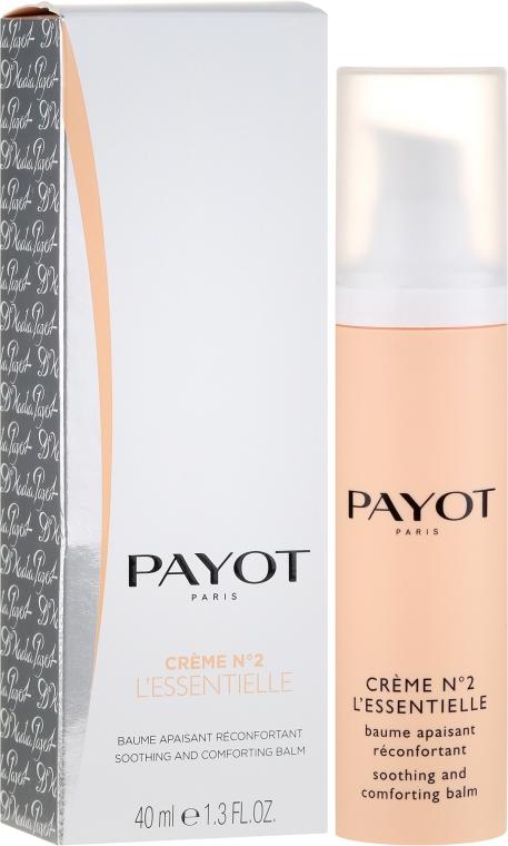 Upokojujúci balzam pre citlivú pokožku - Payot Creme № 2 — Obrázky N1