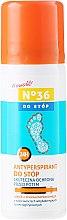 Voňavky, Parfémy, kozmetika Antiperspirant na nohy - Pharma CF No.36 Deodorant