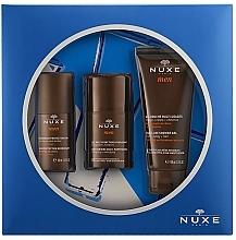 Voňavky, Parfémy, kozmetika Sada - Nuxe Men (deo/50ml + f/gel/50ml + sh/gel/100ml)