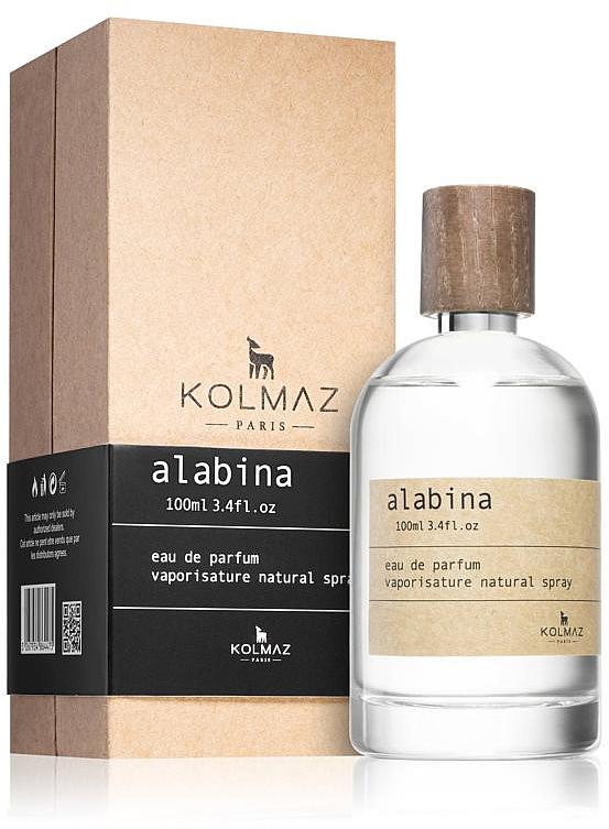 Kolmaz Alabina - Parfumovaná voda