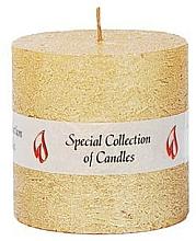 Voňavky, Parfémy, kozmetika Prírodná sviečka, 7,5 cm - Ringa Golden Glow Candle