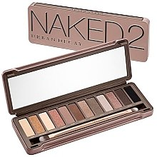 Voňavky, Parfémy, kozmetika Paleta tieňov na viečka - Urban Decay Naked2 Eyeshadow Palette