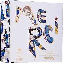 Voňavky, Parfémy, kozmetika Sisley Eau Du Soir Merci Gift Set - Sada (edp/30ml + b/cr/50ml)