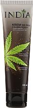 Voňavky, Parfémy, kozmetika Krém na ruky s konopným olejom - India Hand Cream With Cannabis
