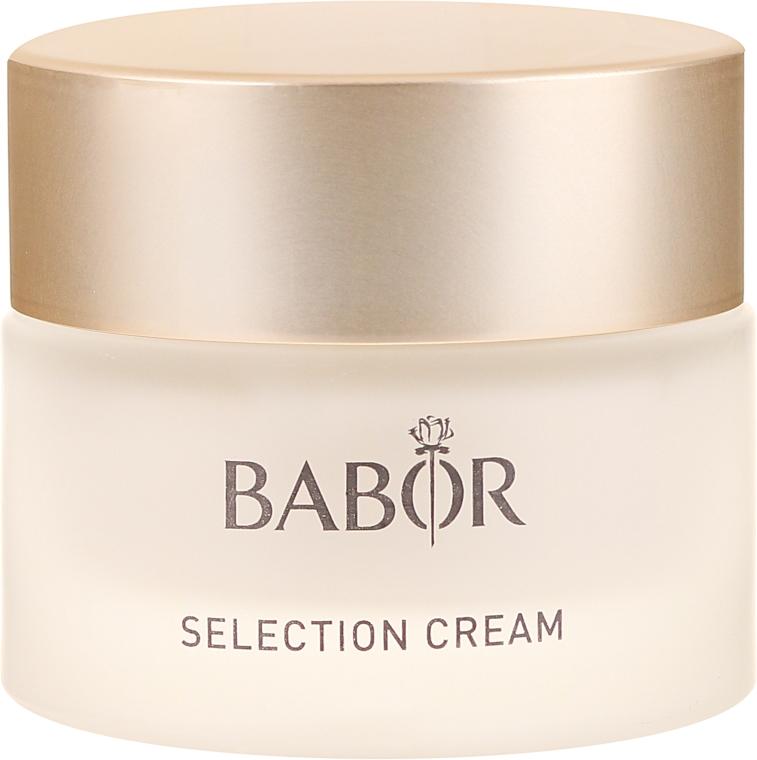 Krém na tvár - Babor Selection Cream — Obrázky N2