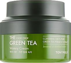Voňavky, Parfémy, kozmetika Krém na báze extraktu zo zeleného čaju - Tony Moly The Chok Chok Green Tea Watery Cream