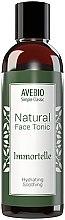 Voňavky, Parfémy, kozmetika Prírodné tonikum na tvár - Avebio Natural Face Tonic Immortelle