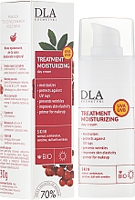Voňavky, Parfémy, kozmetika Krém na tvár s extraktom z rowan - DLA