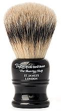 Voňavky, Parfémy, kozmetika Štetka na holenie, SH2B čierna - Taylor of Old Bond Street Shaving Brush Super Badger Size M